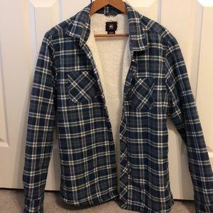 Quicksilver fleece jacket